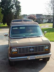 1984 Ford E150 Conversion Van For Sale