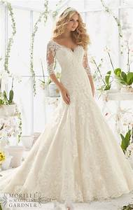 j147 long sleeve wedding dresses plus size wedding With long plus size wedding dresses