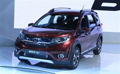 Honda Tease New Br-v Suv; India Launch Soon
