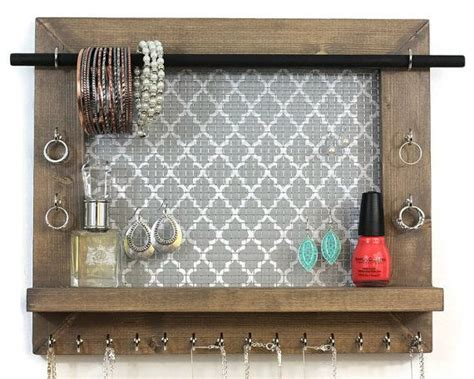 25+ Best Ideas About Hanging Jewelry Organizer On Pinterest Beautiful Small Jewelry Box Polymer Clay Indian Tutorial Pottery Barn Hanging Organizer Mariana Where To Buy Fresh Brand Painting Simply Jewellery Qld Resin Flowers