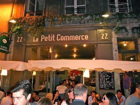 front picture of le petit commerce bordeaux tripadvisor