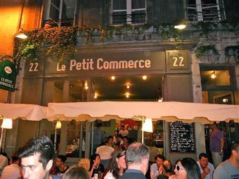 restaurant le bureau bordeaux front picture of le petit commerce bordeaux tripadvisor