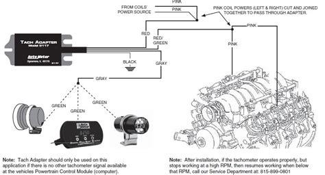 Autometer Tach Wiring Diagram Fuse Box