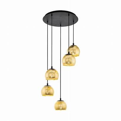 Ceiling Gold Eglo Pendant