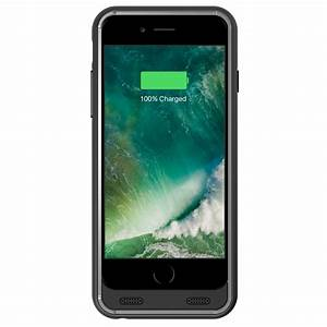 Zt7 Iphone 7 Battery Case  U2013 Black  Grey  U2013 Zvoltz