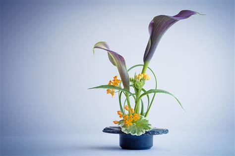 Tabletop Arrangements by Diy As Art Exploring Ikebana