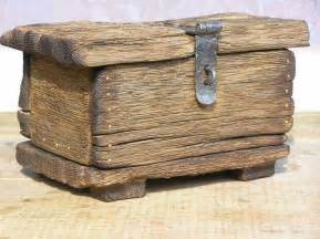 Rustic Wooden Boxes Ideas