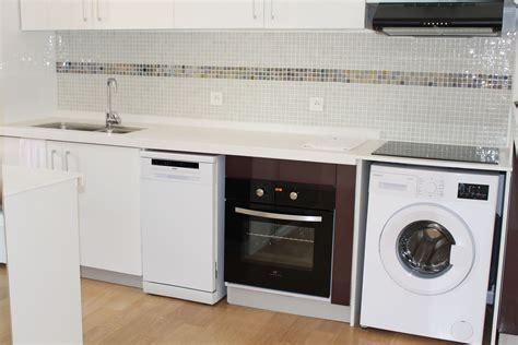 lave linge cuisine lave linge dans cuisine homeezy