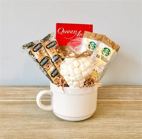 Starbucks coffee helps you to choose the best coffee for your palate. Chocolates Coffee Gift Mug Starbucks Marshmallows Sympathy | Etsy