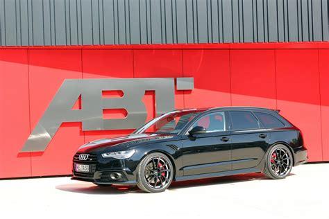 Audi A6 Avant Abt Tuning by Official 410hp Abt Audi A6 Gtspirit