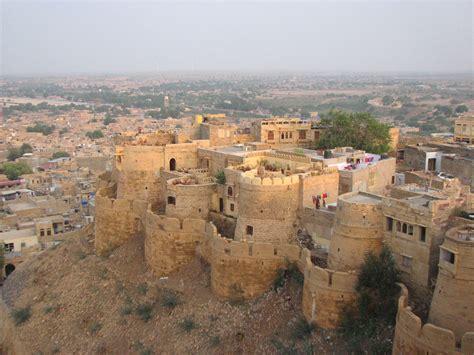 jaisalmer popular tourist destinations  rajasthan