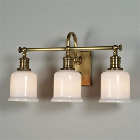 Antique Bathroom Lighting Fixtures by 15 Best Images About Retro Style Bath Lights Schoolhouse
