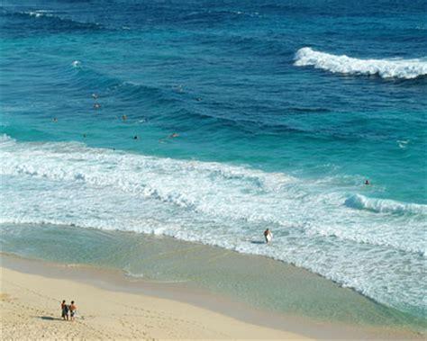 waimanalo beach waimanalo bay hawaii