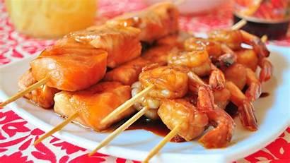 Seafood Wallpapersafari Shrimp Hipwallpaper