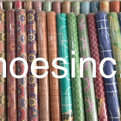 daftar harga karpet plastik lantai motif terbaru 2019 hargano