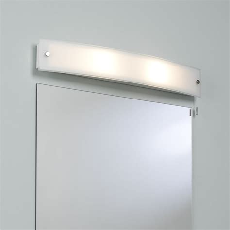 Bathroom Mirror Lights Uk by Astro Lighting 0243 Curve Ip44 Bathroom Mirror Light