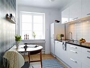 white small apartment kitchen interior design ideas With small apartment kitchen design ideas