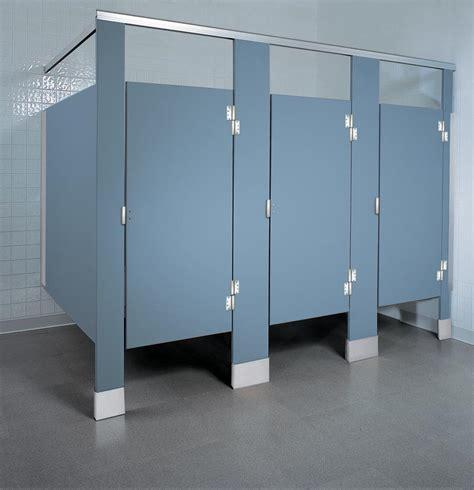solid plastic toilet partitions solid plastic restroom