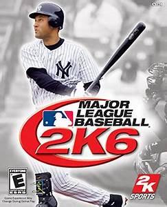 Major League Baseball 2K6 - Wikipedia