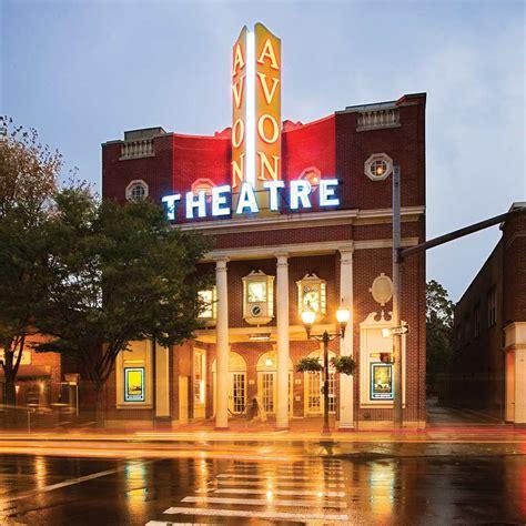 Avon Theater Stamford Ct 06880 Avon 2001
