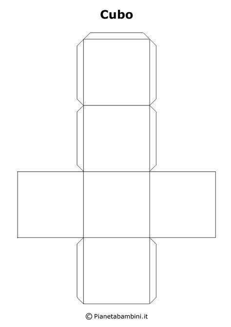 figure da ritagliare per bambini sviluppo dei solidi figure geometriche da stare e