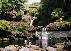Hana Maui Waterfalls