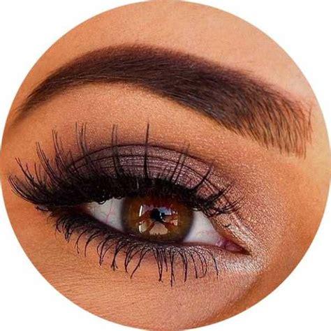 Повседневный макияж для карих глаз пошагово. фото для начинающих секреты красоты 2020