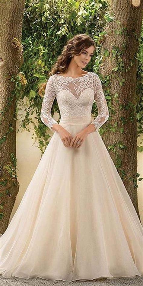 Long Sleeve Wedding Dress Ideas Dresses And Fashion Blog
