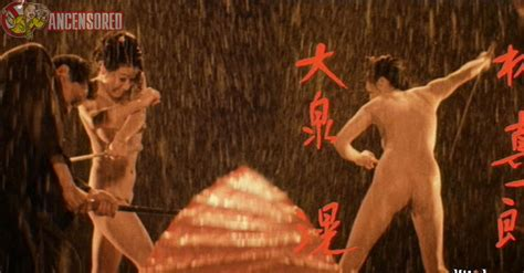 Reiko Ike Nue Dans Female Yakuza Tale Inquisition And Torture