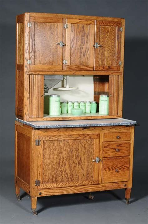 What Is A Hoosier Cupboard by Hoosier Oak Kitchen Cabinet Kitchen Spaces