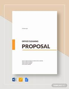Cleaning Proposal Template Word 12 Cleaning Proposal Examples In Pdf Google Docs