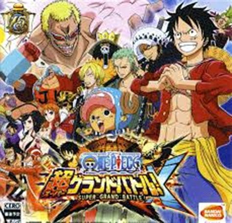 one piece grand battle gioco scaricare