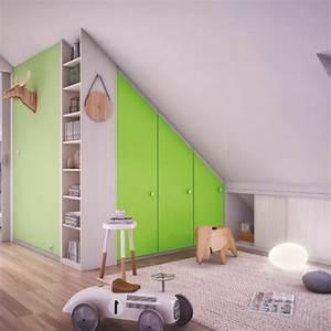 Chambre Enfant Sous Combles TY84 Montrealeast