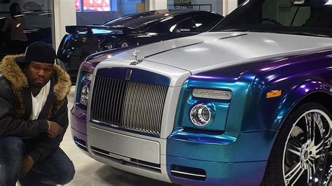 cent car collection  millionaire lifestyle youtube