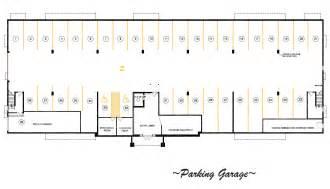 floor plans for garages parking garage floor plans find house plans