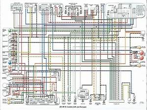 2000 Zx12r Wiring Diagram