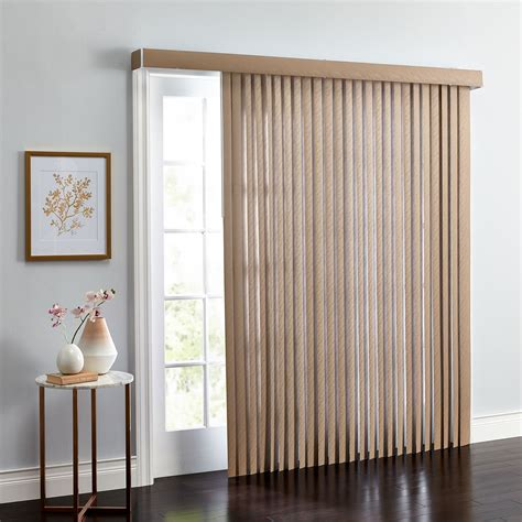 Vertical Window Blinds by Embossed Vertical Blinds Blinds Shades Brylane Home