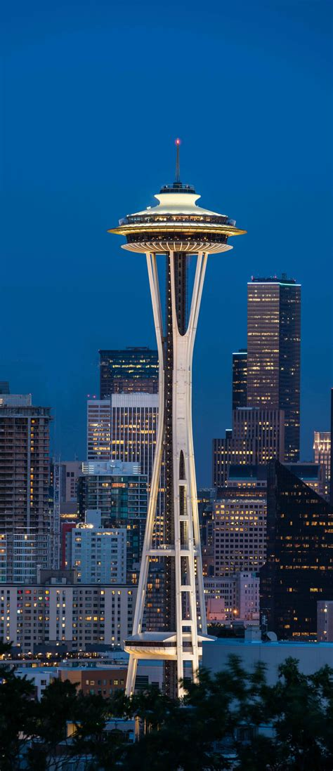 visitors guide  seattle washington awesome views