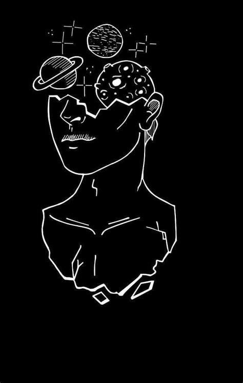 Aesthetic Cover Aesthetic Iphone Black And White Wallpaper by Outsider No Society Member Anti In 2019