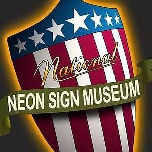 National Neon Sign Museum Home