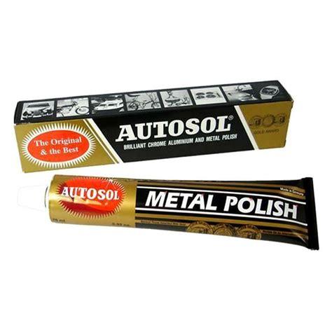 Solvol Autosol Chrome Aluminium And Metal 75ml 3 33 Oz Ebay