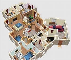 Sweet Home 3d Plans