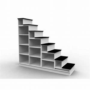 Escalier Sur Mesure Prix : biblioth que escalier sur mesure escalier indon sien ~ Edinachiropracticcenter.com Idées de Décoration