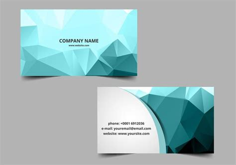 Vector Polygon Visiting Card Staples Business Cards Price Canada Card Printer Orlando Different Paper Png Download Visiting Printers Hyderabad Diy Holder Canon Cheap Printing Near Me