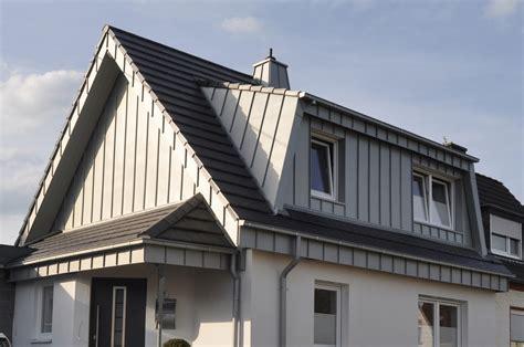 Moderne Häuser Mit Gauben by Architekturdetails Rheinzink Rheinzink De