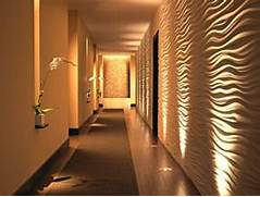 The Best Interior Design On Wall At Home Remodel The Focal Point Of This Spa 39 S Interior Design Is The Hanging