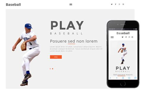 Base Template Bootstrap by 18 Free Premium Bootstrap Responsive Sport Templates