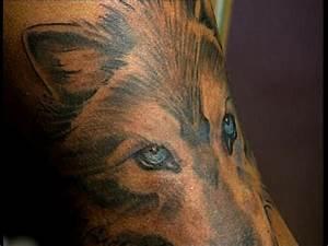 Loup Tatouage Signification : johnny dans la peau ~ Dallasstarsshop.com Idées de Décoration