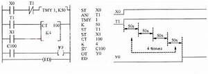 How To Program Long Delay Plc Ladder Diagram