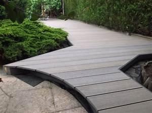 Terrasse En Composite : comment faire une terrasse en composite ~ Melissatoandfro.com Idées de Décoration